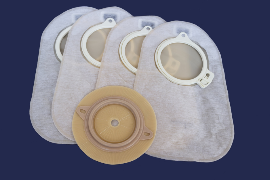 Ostomy equipment